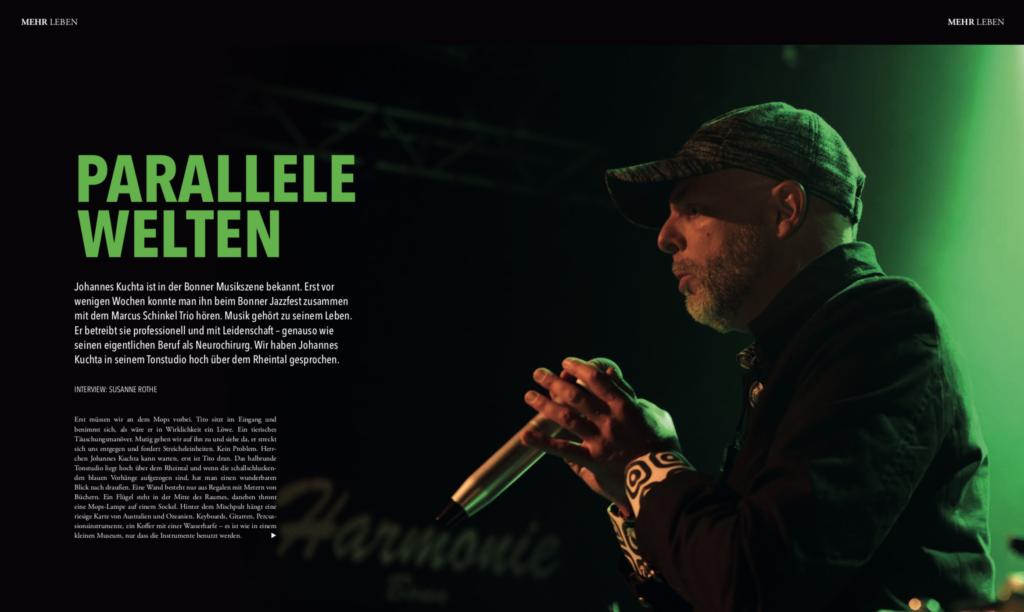 parallele welten interview 2018 Rheinexklusiv